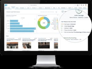 Salesforce crea aplicaciones comerciales revolucionarias