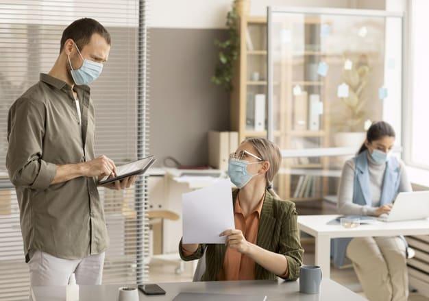 4 Pasos para crear un plan EXITOSO de retorno a las oficinas