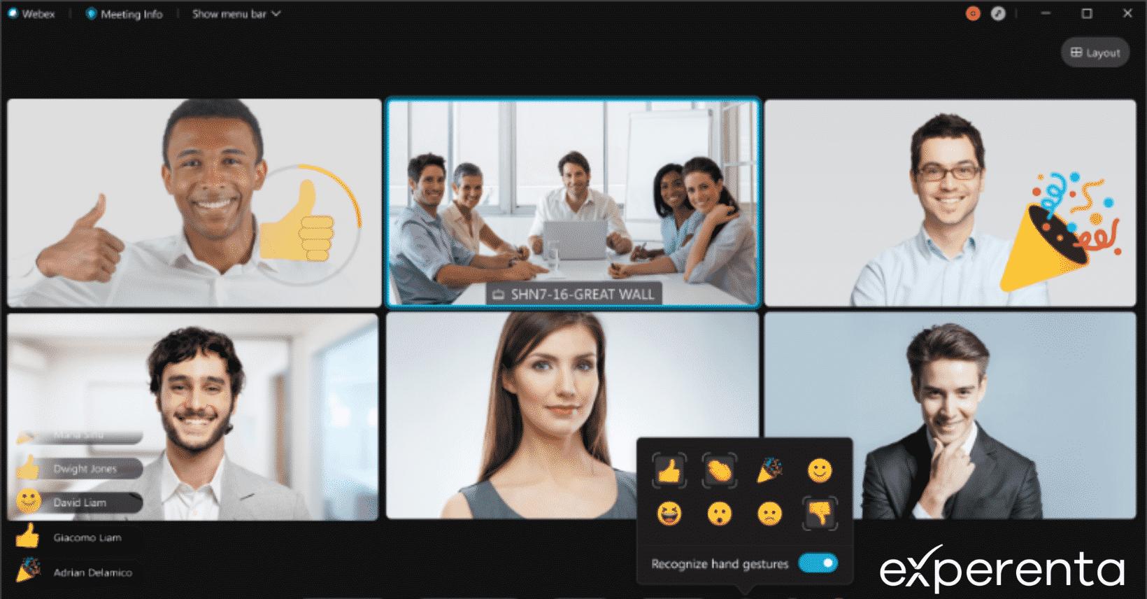 WEBEX: El poder de la conectividad